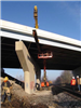 Rehabilitation work on the existing Bypass 4 bridge