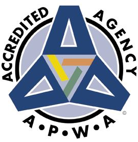 Accredited Agency Logo