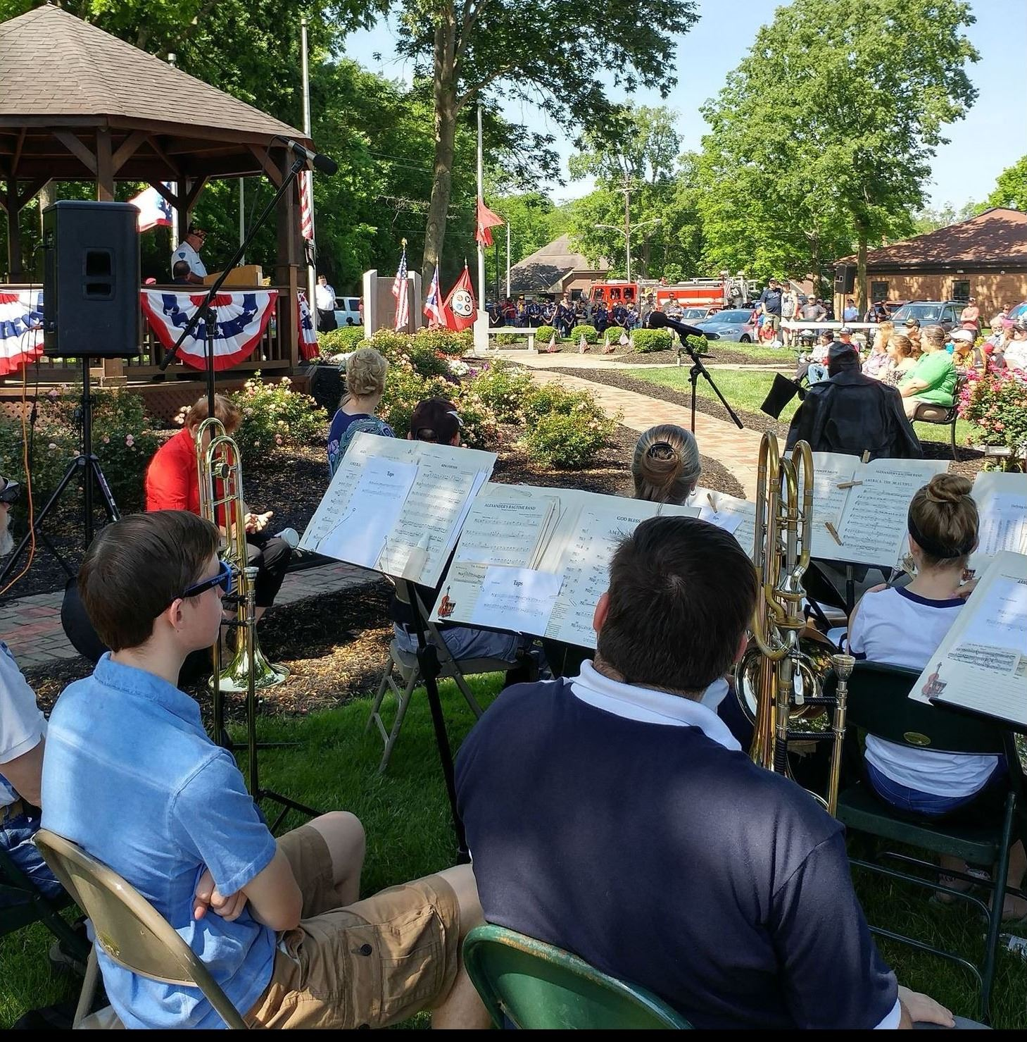 memorial day band 2017