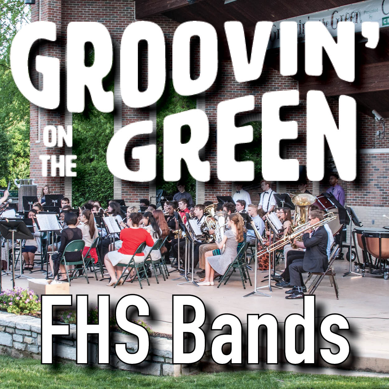 Groovin' on the Green: Fairfield High School Bands