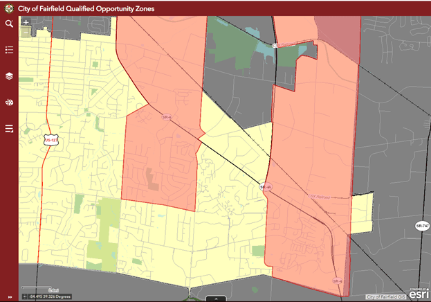 Fairfield Opportunity Zones_Cropped