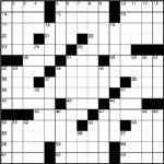 Crossword Puzzle Contest