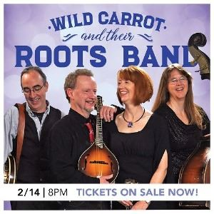 wild carrot performs Feb. 14