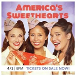 America's Sweethearts - vintage vocal trio