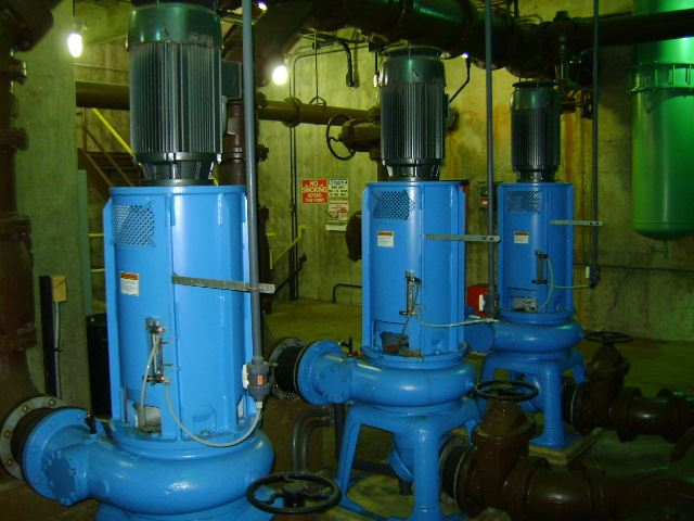 Activated Sludge Pumping
