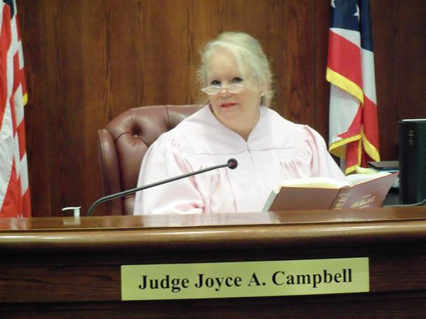Judge Pink Robe