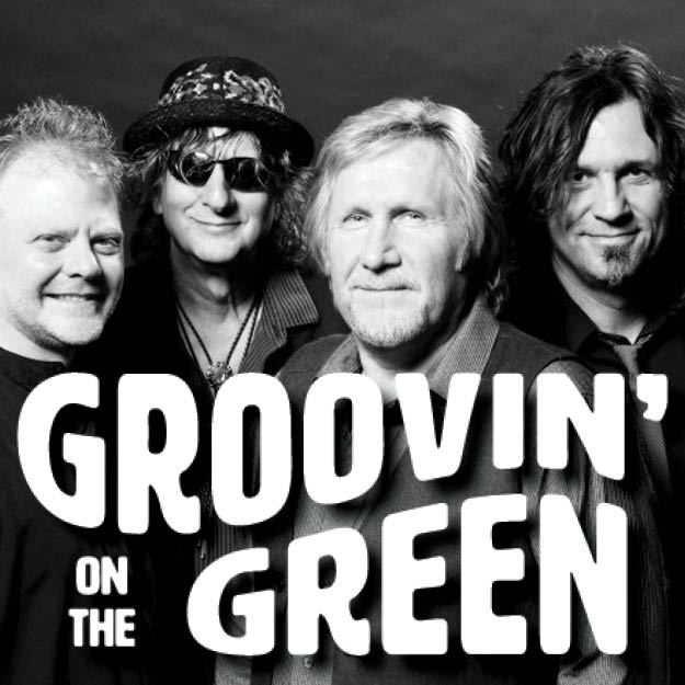 Groovin' on the Green: Stagger Lee