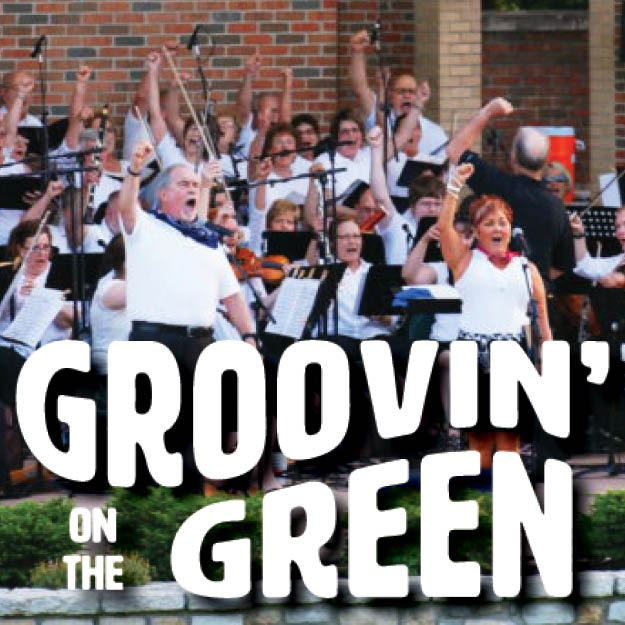 Groovin' on the Green: Butler County Phil.