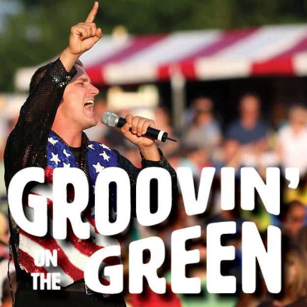 Groovin' on the Green: Forever Diamond