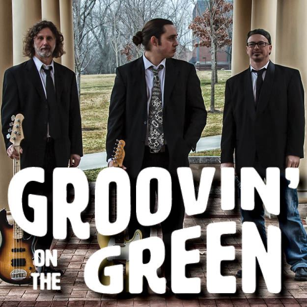 Groovin' on the Green: Linus Tate