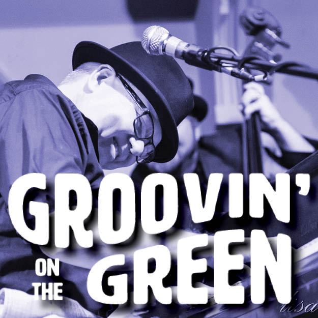 Groovin' on the Green: Ricky Nye Inc