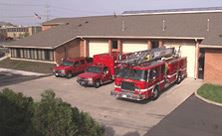 Fairfield Fire Headquarters - Station 31