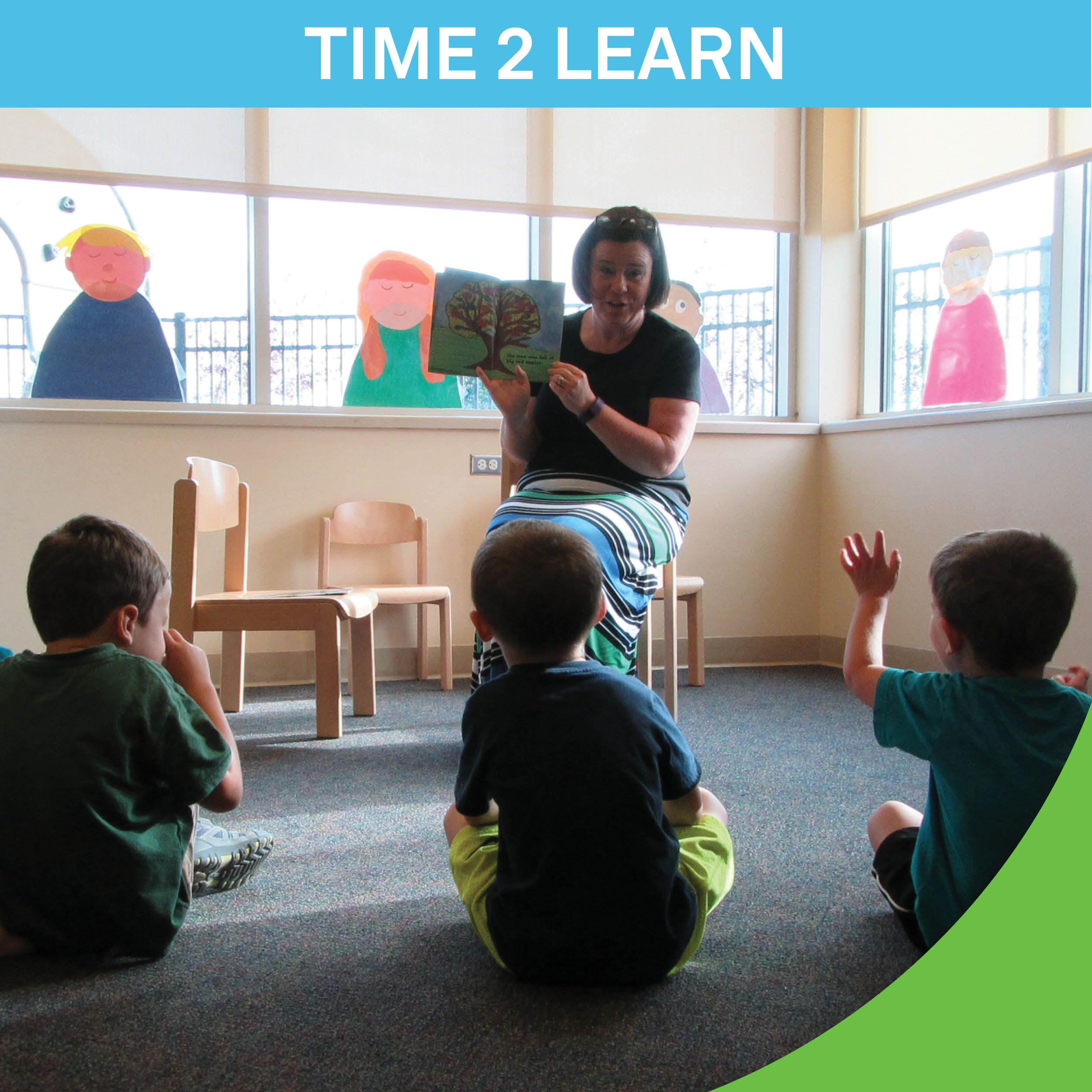time 2 learn, for ages 2 - 3