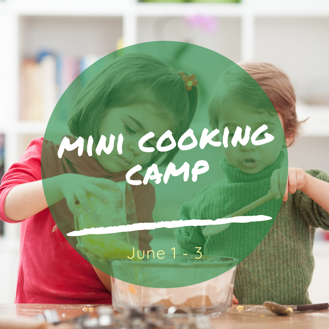 mini cooking camp
